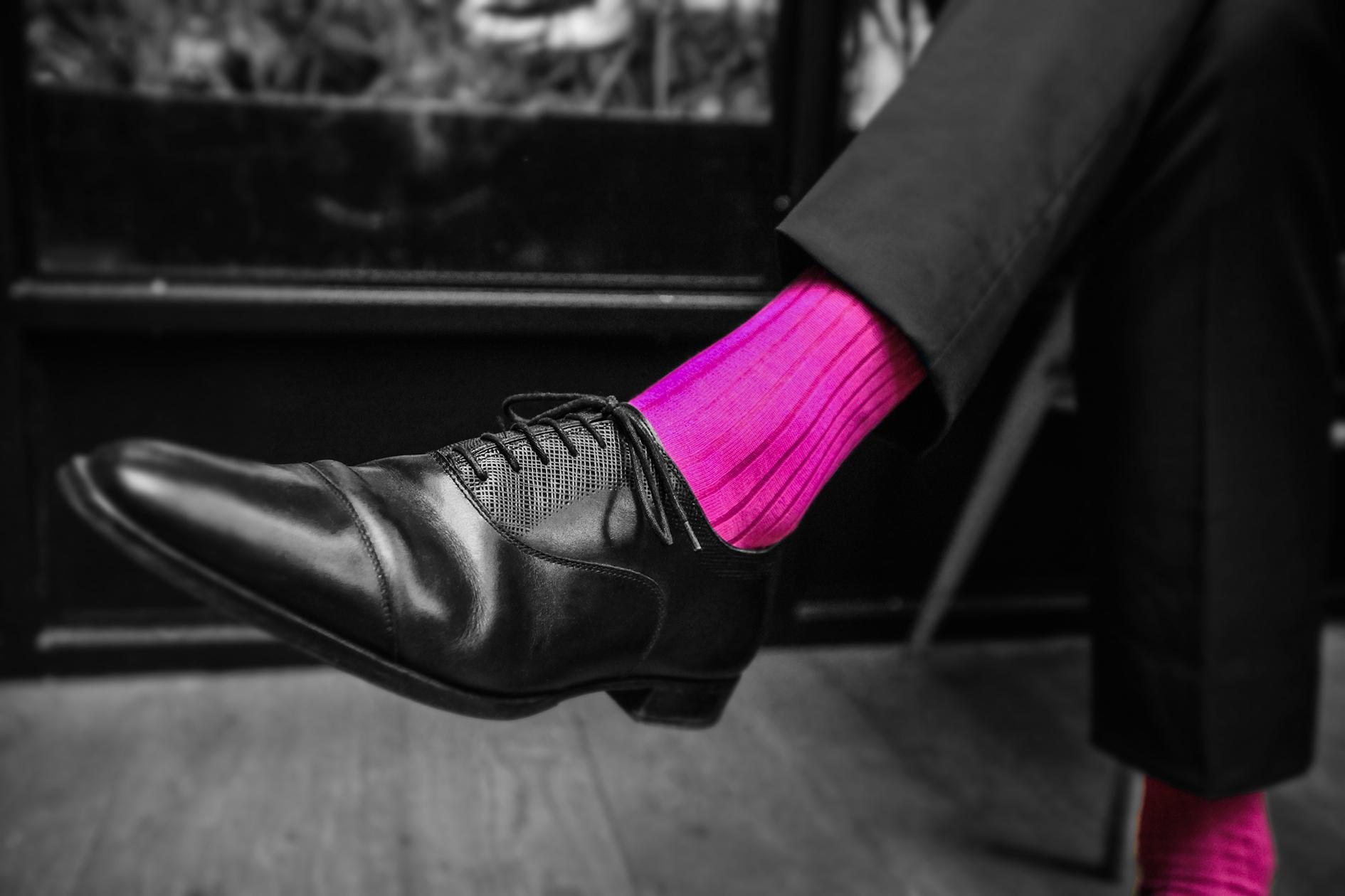 chaussette pour homme