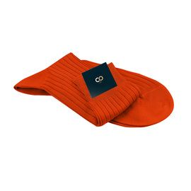 Chaussettes Otello, Orange carotte