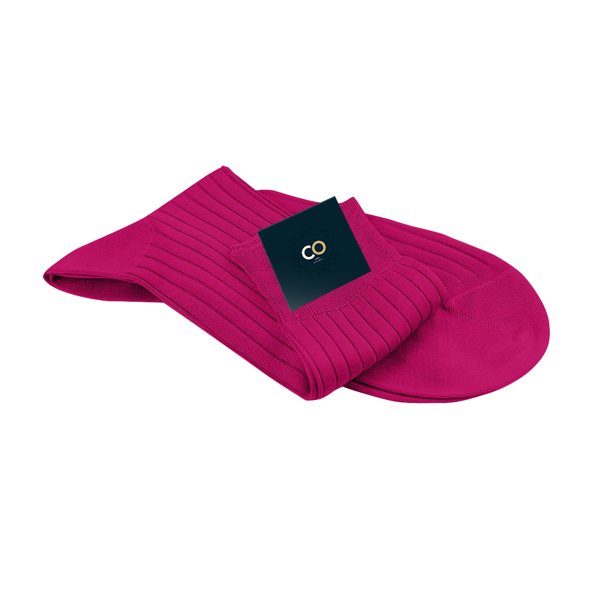 Chaussettes Fuxia, simplement fuchsia
