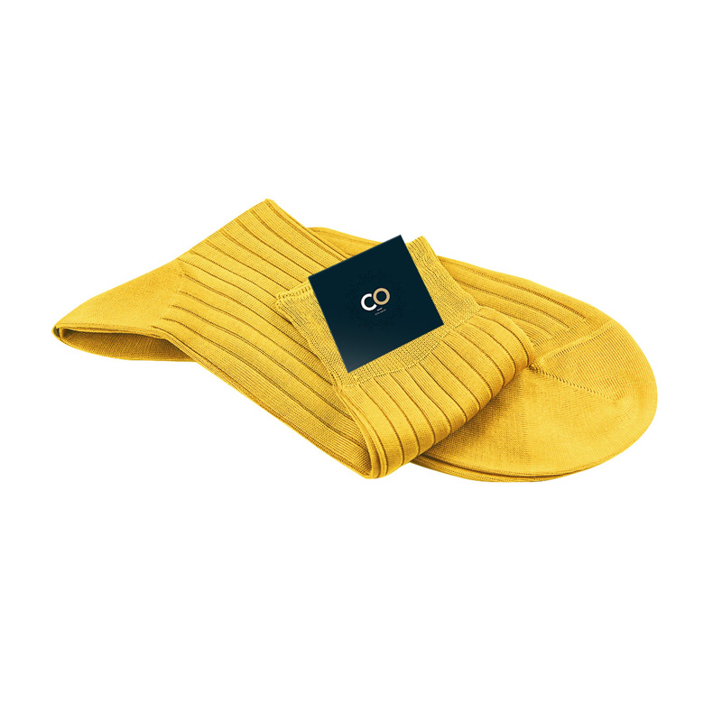 Chaussette jaune doré, Narcisse