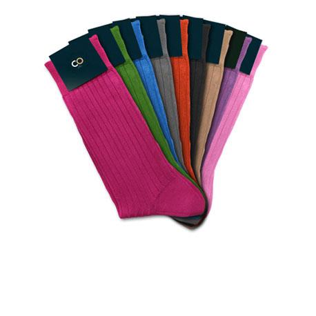Bouquet de 9 paires de chaussette personnalisé